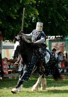 Heavy Horse Centre Medieval Day