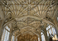 The Divinity School - Oxford