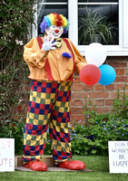 Jest A Minute - South Kyme Scarecrow