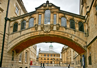 Oxford - The Bridge of Sighs