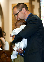 Nathan's Christening - Church Service