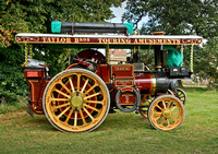 61. 1914 Burrell Showman's Road Locomotive - The Busy Bee