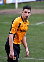 Boston United Reserves v Lincoln United Reserves - Lincs League - 28.01.12