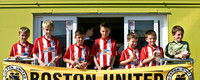 Lincoln City U10 Runners-Up