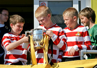 Doncaster Rovers U10 Winners
