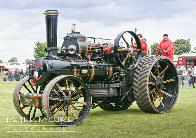 Peter McGuire Photography | Road Locomotives,Steam Tractors, Traction Engines, Steam Waggons, etc.