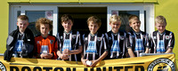 Grimsby Town U11 Runners-Up